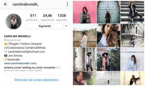Entrevistando a: Carolina Juarez @carolinabrunelli_