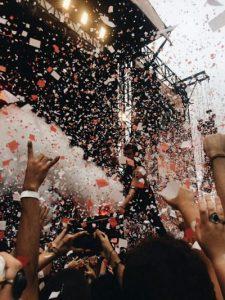 Festivales: Make up